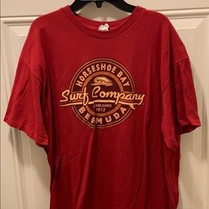 Shirts - Horseshoe Bay Bermuda tshirt